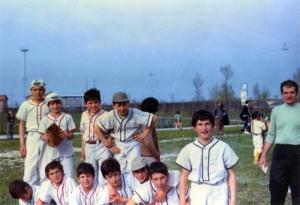 1971 - La prima squadra Ragazzi